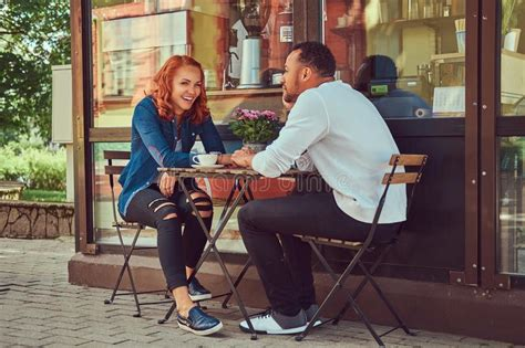 We also package our mail orders in nice blue foil bags that are heat sealed to keep fresh while shipping. A Couple Dating Drinking Coffee, Sitting Near The Coffee Shop. Outdoors On A Date. Stock Image ...