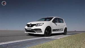 Novo Renault Sandero Rs - Teste E Volta R U00e1pida