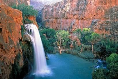 Waterfalls Mountains Nature Waterfall Desktop Background Fanpop