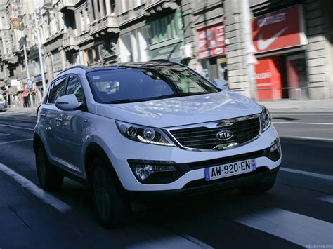 2011 Kia Sportage Reviews And Rating