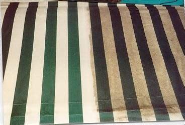 come pulire le tende da sole lavaggio tende da sole come pulire lavare le tende da sole