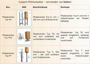 Carport Fundament Größe : pfostenanker f r carport oder terrassen berdachung ~ Whattoseeinmadrid.com Haus und Dekorationen