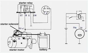 ignition relay wiring diagram vivresavillecom With galleries circuit or starter wiring diagram