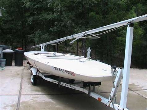 Scow Sailboat For Sale by Melges Mc Scow 1995 Springs Arkansas