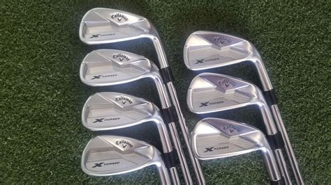 callaway dropped irons forged pw excellent project