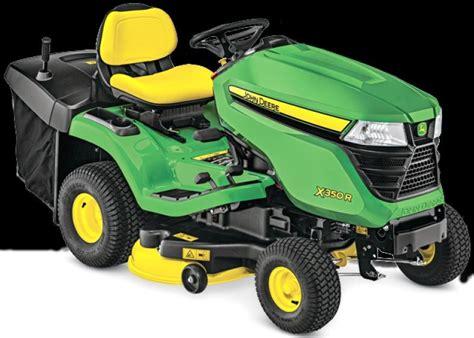 deere patio tractor value deere x300 lawn tractors specs price facts