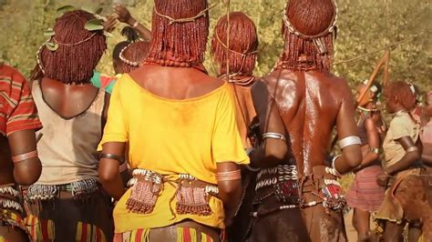 Amazing African Primitive Tribe Rituals And Ceremonies