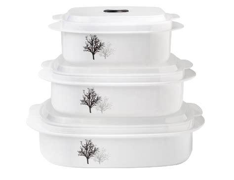 microwave cookware lids corelle plastic sell 6pc calypso vent pick pattern