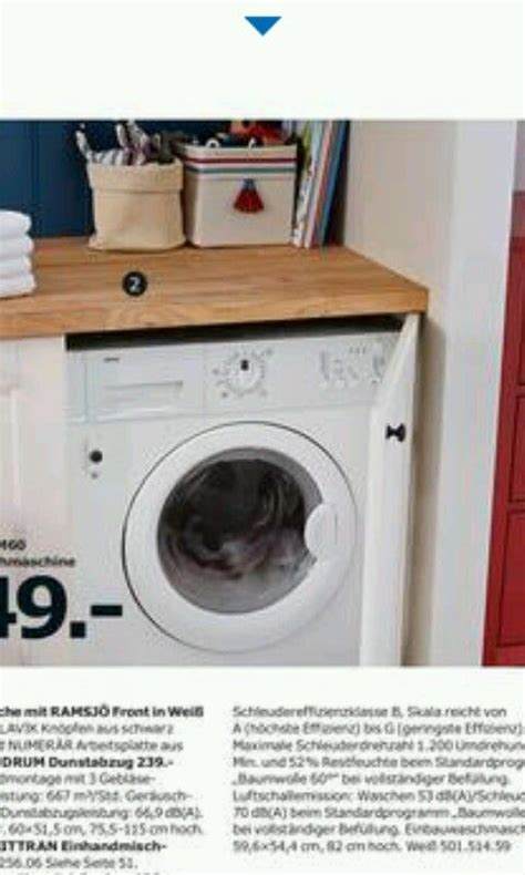 Ikea Küche Spülmaschine Blende by Ikea Verstecken K 252 Che In 2019 Washing Machine In