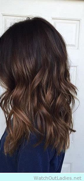 Naturally Hair Brown by Brown Hair Color With Caramel Highlights