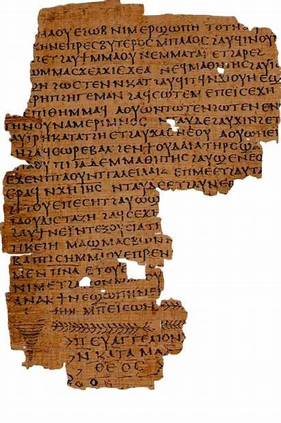 Papyrus Egypt Ancient Matteo Writing Materials Papiro