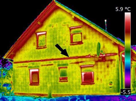 Thermografie So Machen Sie Waermeverluste Am Haus Sichtbar by So Funktioniert Eine Thermografie Energie Fachberater