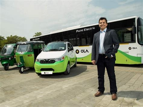 Ola To Showcase Concept Electric Vehicles, In Talks With