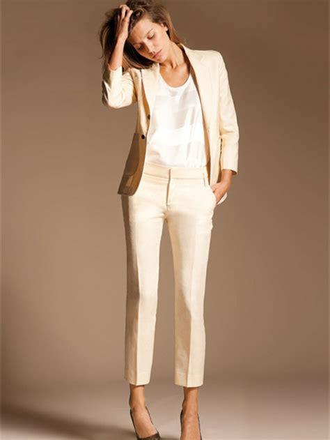tailleur femme chic mariage tendance chic pour vous le tailleur pantalon femme archzine fr