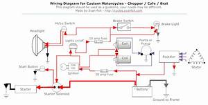Mini Chopper Wiring Diagram Basic