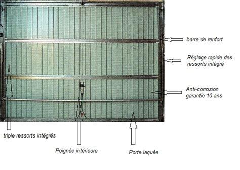 securiser porte de garage basculante porte de garage basculante portes basculantes sur mesure