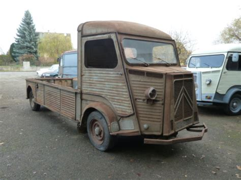 Citroen Hy by 1964 Citroen Hy Camionette Is Listed Sold On Classicdigest