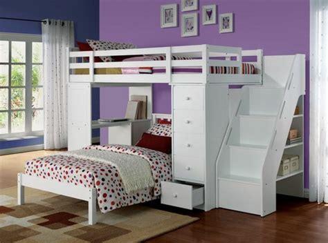 lit en hauteur avec bureau int 233 gr 233 les atouts