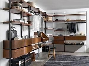 Dressing Ikea Angle : 30 dressings plein d 39 id es elle d coration ~ Teatrodelosmanantiales.com Idées de Décoration