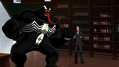 Ultimate Spiderman Venomous Venom  Comicdom Wrecks