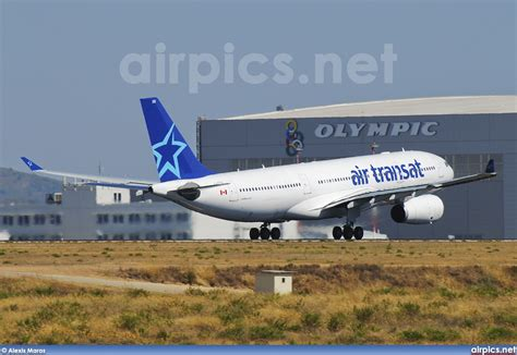 air transat login airpics net c gtsz airbus a330 200 air transat medium size