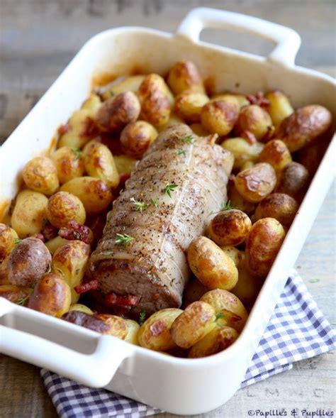 filet mignon de veau pommes de terre grenaille