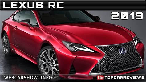 lexus rc review rendered price specs release date