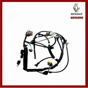 Genuine Renault Clio Ii 1 2 16v Engine Wiring Loom  New 8200346202