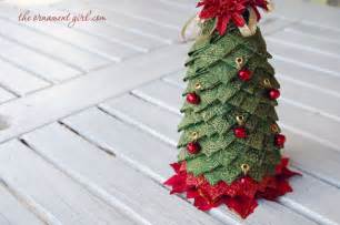quilted fabric tree pattern folded fabric tree tutorial how to make a quilted fabric tree