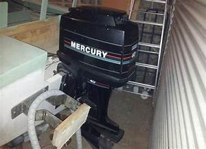 Mercury 9 8 Hp Outboard Motor Manual