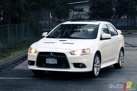 2011 Mitsubishi Lancer Ralliart by List Of Car And Truck Pictures And Auto123