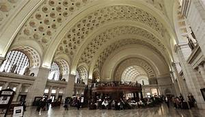 Pittsburgh Design Firms Amtrak Hires Arup To Modernise Union Station In Washington Dc