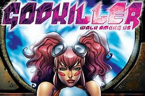 Godkiller Comic Series Being Developed As Animated Trilogy