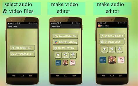 Kita bisa menggunakan semua fitur keren di dalamnya tanpa harus membeli versi pro. Song Editor for Android - APK Download