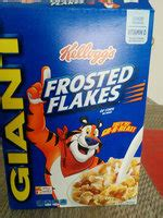 kelloggs frosted flakes cereal reviews