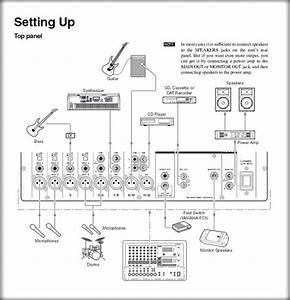 Pa System Wiring Diagram Daigram At  Met Afbeeldingen