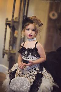 What Is Violet In Light As A Feather Quot Little Miss Fancy Quot Couture Girls Feather Dress Love