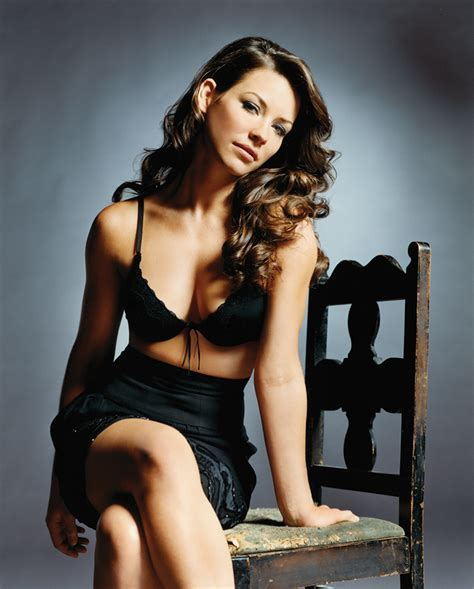 Sexy Delicious Girls Evangeline Lilly Sexy Celebrity