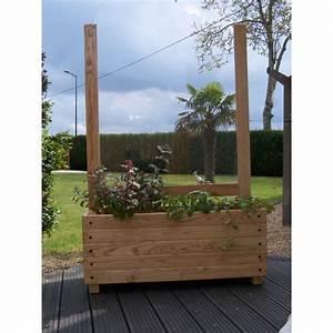 Jardinière Brise Vue : jardiniere brise vent ~ Premium-room.com Idées de Décoration