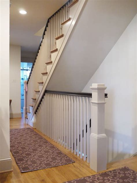 Open Basement Stair Home Design Ideas, Pictures, Remodel