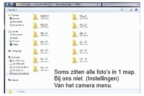 foto s baixaren van camera naar computer