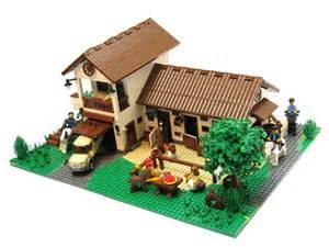 Cool LEGO Houses