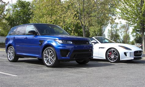 2015 Land Rover Range Rover Sport Svr First Drive Review