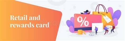 customer rewards icon set  web header banner design