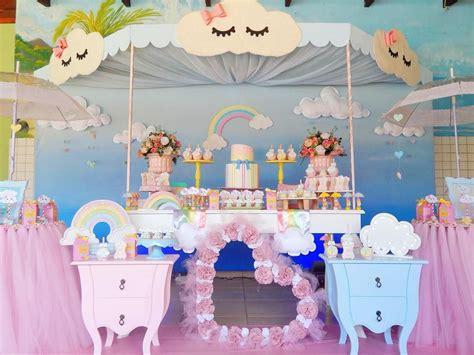 Previsão do temp - Unicorn birthday outfit, Baby shower ...
