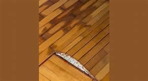 Parquet Qui Gondole : comment r parer un parquet flottant ~ Premium-room.com Idées de Décoration