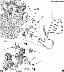 26 66 Duramax Serpentine Belt Diagram