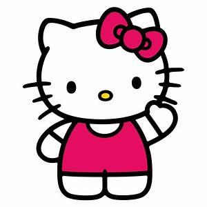 Hello Kitty Logo - ClipArt Best
