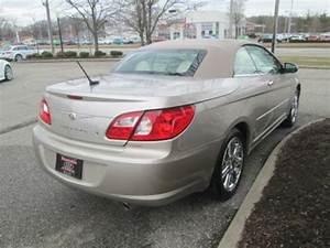 Buy used 2008 Chrysler Sebring Limited Convertible 3 5L V6