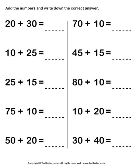 find sum    digit numbers  regrouping